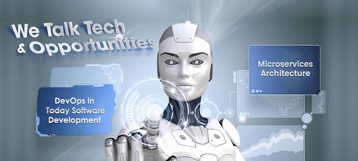 LogiGear's Talks Tech & Opportunities