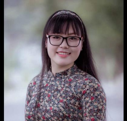 hoc vien Anna My Linh